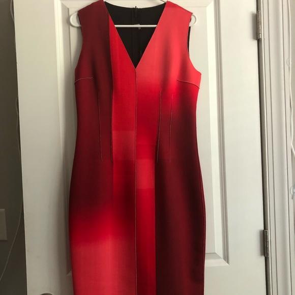 d90b505131ec Elie Tahari Dresses | Ellie Tahari Reversible Gwenyth Dress Usa Size ...